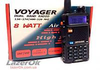 Рация Voyager Air Soft plus 8W + чехол