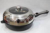 Сковородка Swiss Zurich 28cм SZ-155-28B, фото 1
