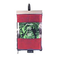 Охлаждающее пляжное/спортивное полотенце Spokey Sirocco 60х120 (original), для спортзала, быстросохнущее