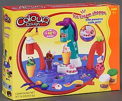 Набор теста для лепки «Магазин мороженого» 6613