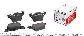 Колодки тормозные задние Вито 638, 1998- CDI (тип Bosch) Германия