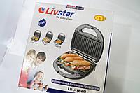 Сендвичница вафельница гриль 3 в 1 LIVSTAR LSU-1220