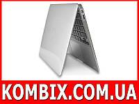 Ультратонкий чехол JCPAL для MacBook Air 11 матовый серый