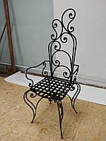 Кованый стул ручной работы арт.м 31, фото 1