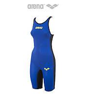 Женский стартовый гидрокостюм Arena Powerskin Carbon Air (Electric Blue)