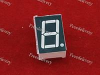 7-сегментный индикатор 0.56 красный 10pin катод Arduino