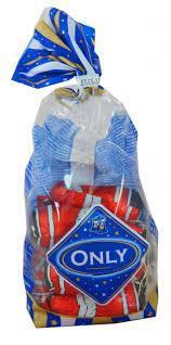 Дед мороз с подарками Only 100 g