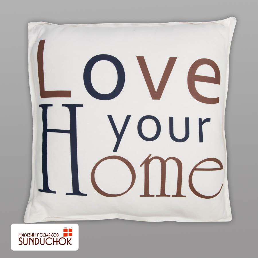 Декоративная подушка (45*45 см) - SUNDUCHOK интернет магазин подарков и сувениров  в Одессе