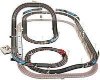 Железная дорога и автотрек Racing 630 см