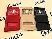 Кожаный чехол книжка Momax для Nokia 6 (3 цвета)