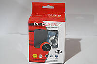 HD PC Web camera USB на прищепке