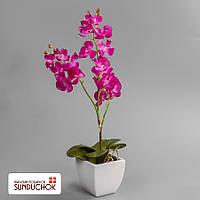 Орхидея (силикон, 47 см)