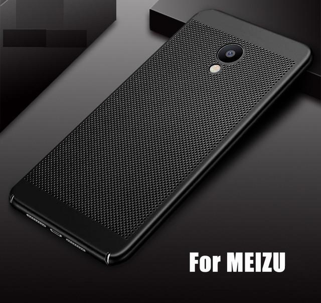 Чехол пластиковый для Meizu M5S