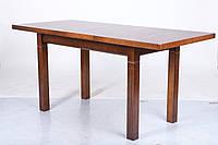 Стол обеденный КЛАССИК 140(+50) светлый орех