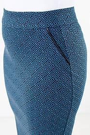 Юбка Илона синяя