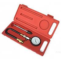 Компрессометр прижимной для бензиновых двигателей Alloid K-4101
