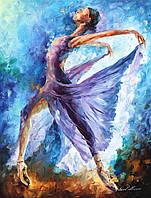 """Картины по номерам """"Танцовщица"""" [40х50см, Без Коробки]"""