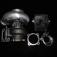 Установочный комплект турбины T&L GTX3582R на автомобиль Mitsubishi Lancer EVO 4...9