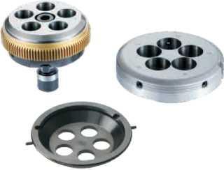 Съемник (Ф17.2,5 holes), MultiTool, станция 5