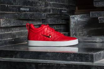 Кроссовки мужские Nike Tiempo Vetta 17 Red Gold White, Найк Темпо