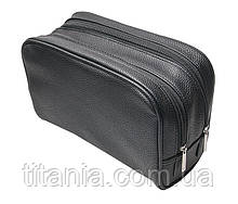 Косметичка черная TITANIA 7750