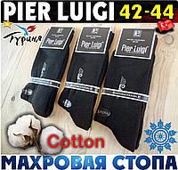 """Носки мужские высокие махровая стопа """"Pier luigi"""" Турция 42-44р  НМЗ-0404267"""