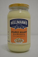 Майонез Hellmans starej mamy majolenca 420 г