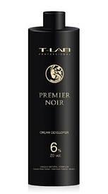 Крем-проявитель T-Lab Professional Premier Noir Cream Developer 6% 1000 ml