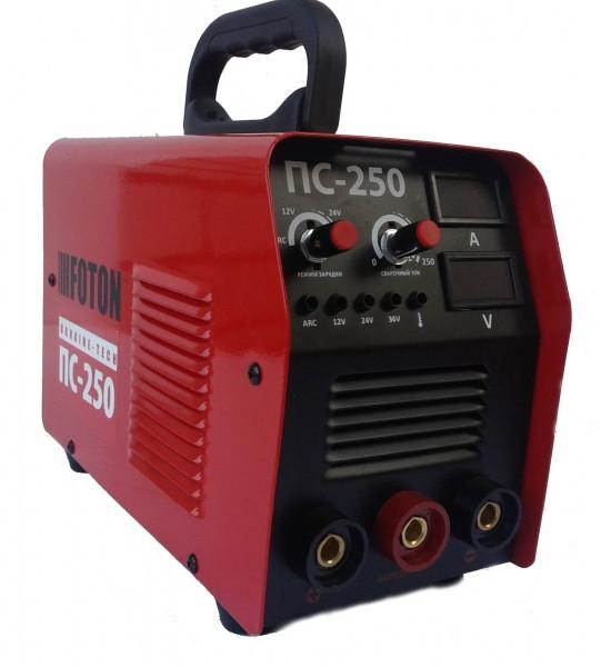 Зварювальний інвертор Foton ПС 250 з ПЗУ mini