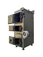 Котел твердотопливный пиролизный 40 кВт DM-STELLA