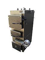 Котел твердотопливный пиролизный 50 кВт DM-STELLA