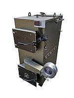 Котел твердотопливный пиролизный 20 кВт DM-STELLA