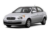 Лобовое стекло Hyundai Accent(06-11)Хендай,Акцент