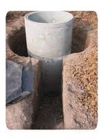 Заказать глиняный замок для колодца.