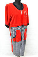 Женские велюровые халаты по цене распродажи