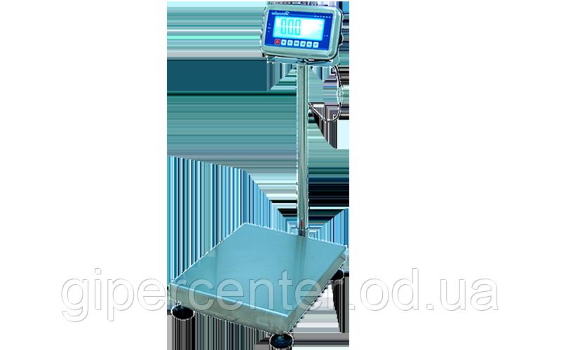 Весы товарные Certus Hercules СНВм-600С100 до 600 кг, дискретность 100/200 г