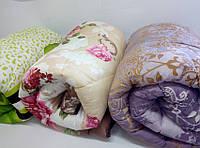 Одеяло полушерстяное полуторное 145х215