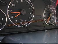 Алюминиевые рамки на приборы для Citroën Evasion 1994-1998