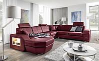 Неаполь угловой диван в гостиную