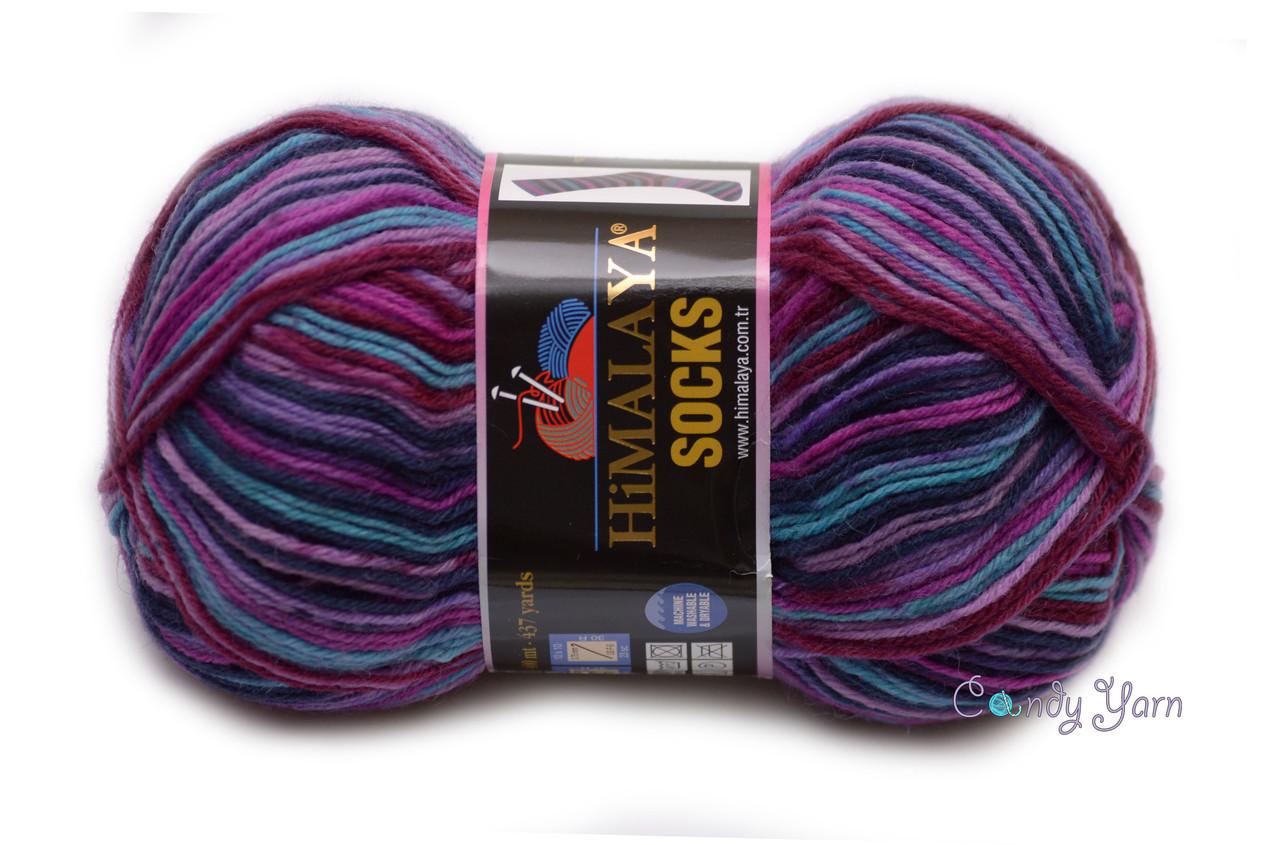 Himalaya Socks, №140-02