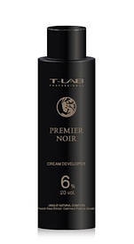 Крем-проявитель T-Lab Professional Premier Noir Cream Developer 6% 150 ml
