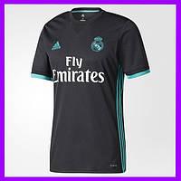 Футбольная форма Реал Мадрид, сезон 2017-2018 (выездная)