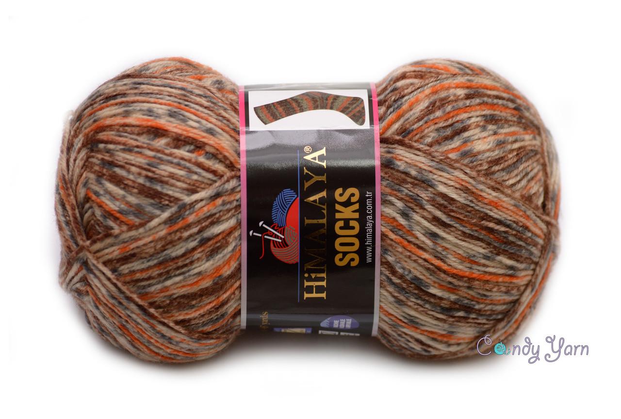 Himalaya Socks, №160-03