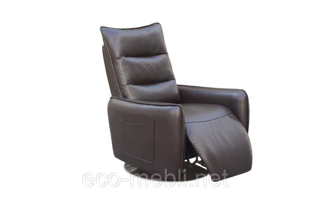 Крісло Royal brązowy