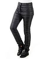 Женские зимние брюки на синтепоне Irvik H730T черный