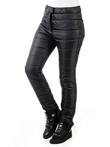 Жіночі зимові штани Irvik H730T чорний