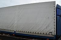 Будка тентованная штора тент палатка тентованая Размер:6,60*2,55*в2,75