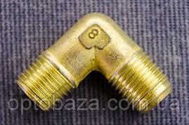 Уголок G1/8 для компрессора, фото 3