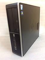 Отличный Компьютер ПК HP Elite 8000 LGA775 Intel 2 Ядра E8400 (2x3.0GHz) / 4Gb DDR3 / 160Gb /