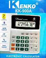 Калькулятор настольный Kenko KK-900A, 8 цифр, фото 1
